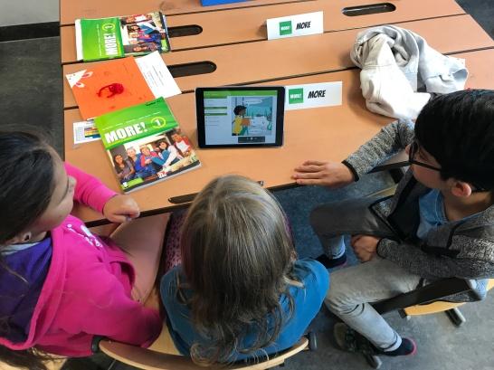 Der Weg zum digitalen Unterricht